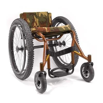 New Wheelchair coming soon and renovations are starting
